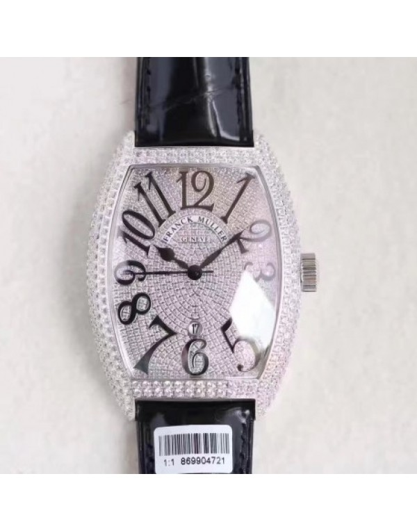 Replica Franck Muller 7880 SC DT ZX Stainless Stee...